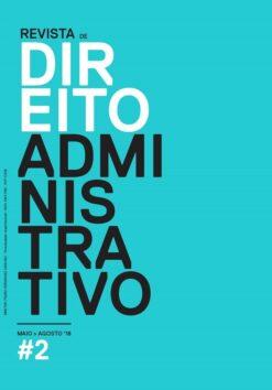 capa da revista Revista de Direito Administrativo