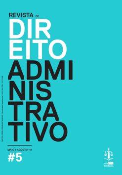 capa da Revista de Direito Administrativo