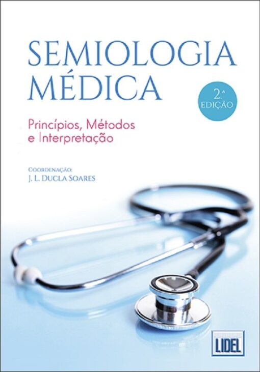 capa do livro Semiologia Médica