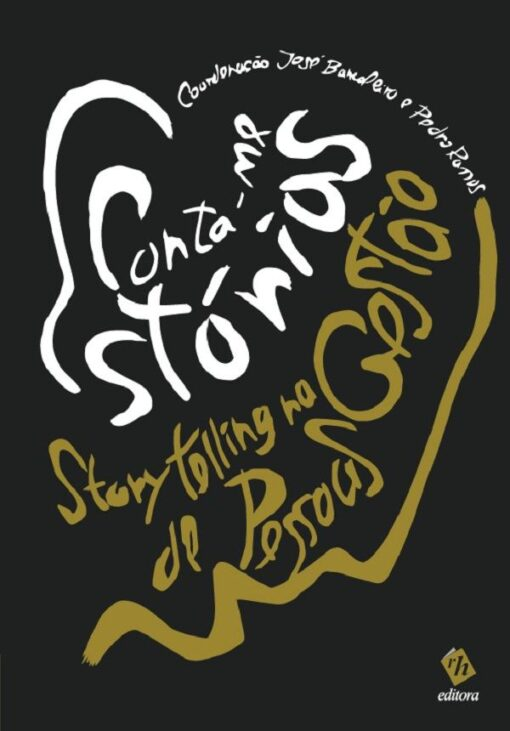 capa do livro conta-me estórias