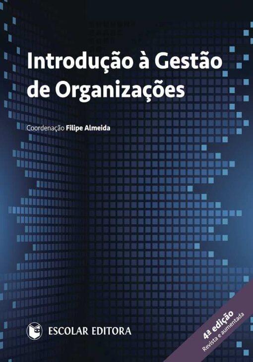 capa do livro introdução à gestão de Organizações