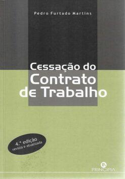 capa do livro Cessação do Contrato de Trabalho