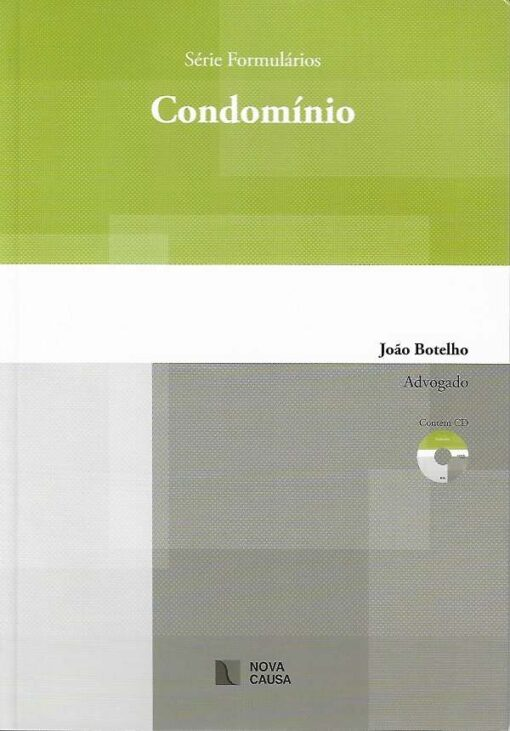 Capa do livro Condomínio