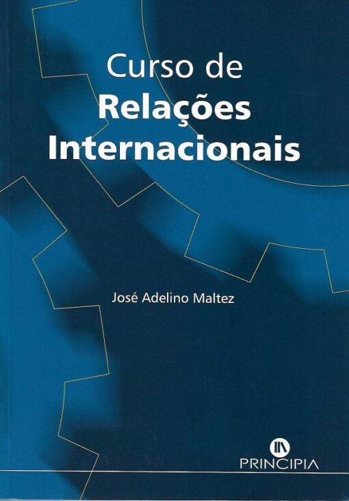 capa do livro Curso de Relações Internacionais