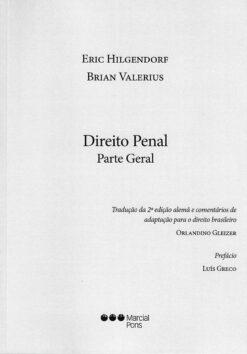 capa do livro Direito Penal Parte Geral