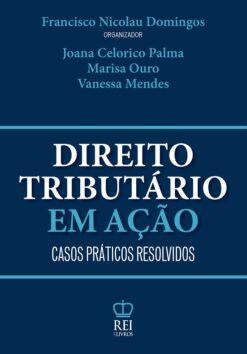capa do livro Direito Tributário em Ação