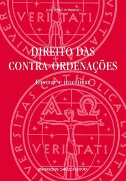 capa do livro Direito das Contra Ordenações