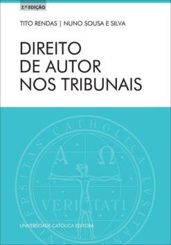 capa do livro Direito de Autor nos Tribunais 2Ed