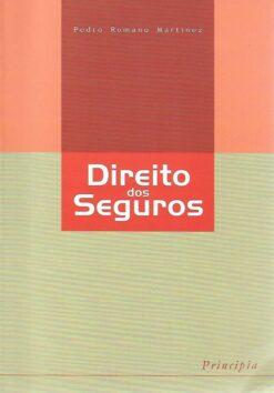 capa do livro Direito dos seguros
