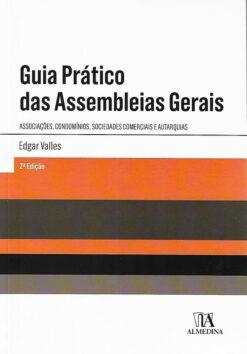 capa do livro Guia prático das assembleias gerais