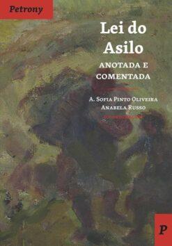 capa do livro Lei do asilo
