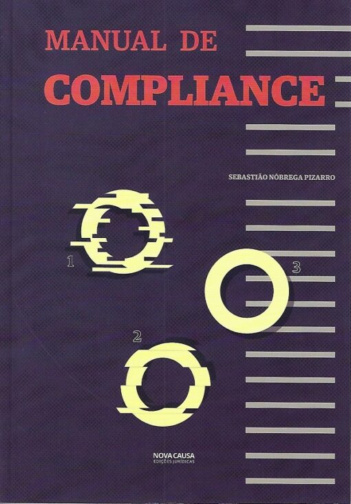 capa do livro Manual de Compliance