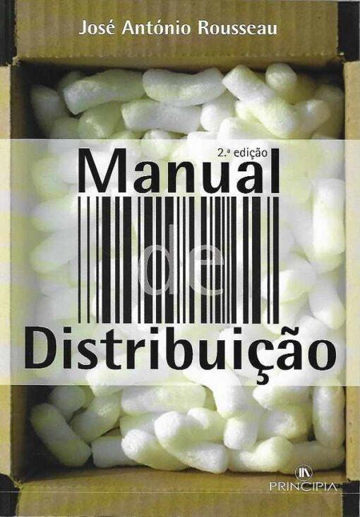 capa do livro Manual de Distribuição