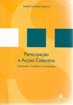 capa do livro Participação e acção colectiva