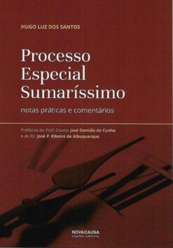 capa do livro Processo Especial Sumaríssimo
