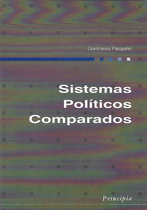 capa do livro Sistemas Políticos Comparados
