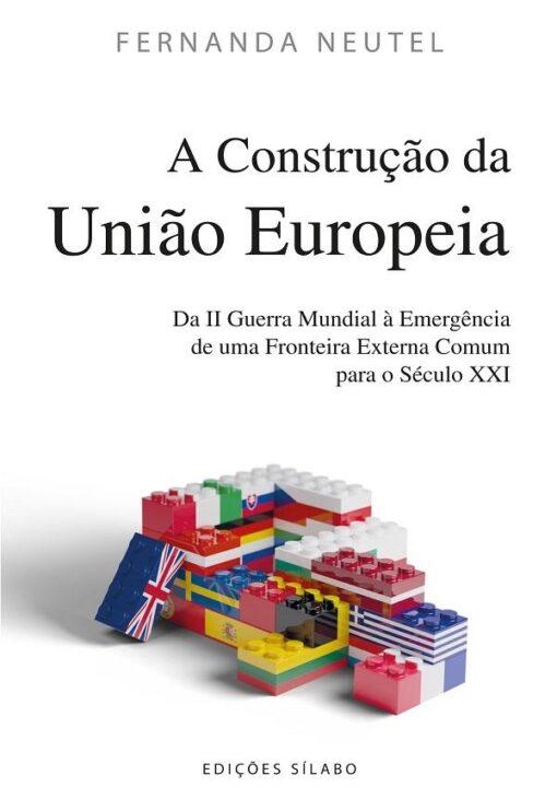 capa do livro a construção da união europeia