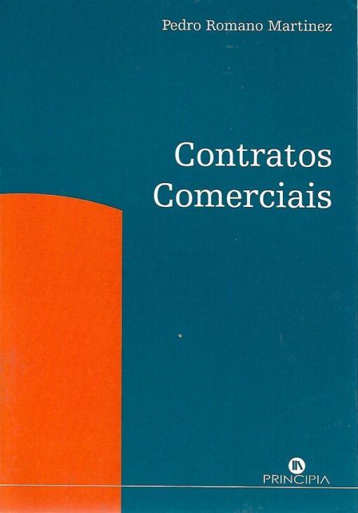capa do livro contratos comerciais