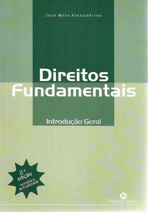 capa do livro direitos fundamentais