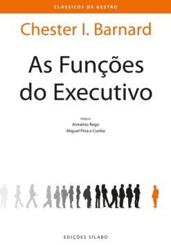 capa do livro As funções do Executivo