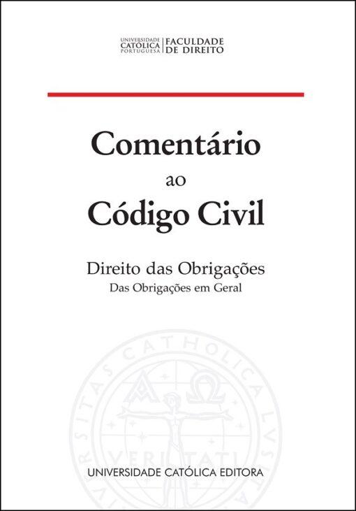capa do livro Comentário ao Código Civil Direito das obrigações