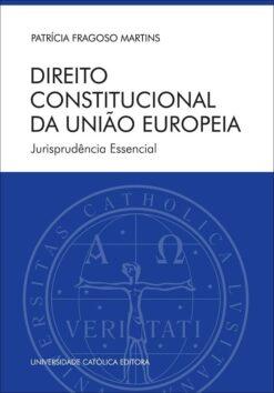 capa do livro Direito Constitucional da União Europeia