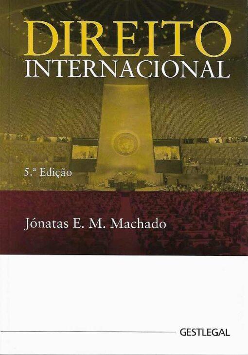 capa do livro Direito Internacional