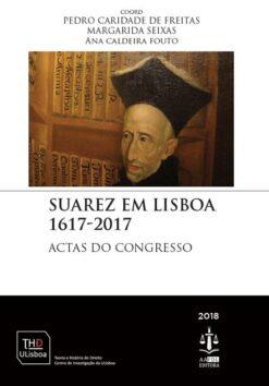 capa do livro Suarez em Lisboa 1617-2017