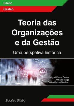 capa do livroTeoria das Organizações e da Gestão