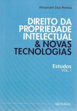 capa do livro direito da propriedade intelectual