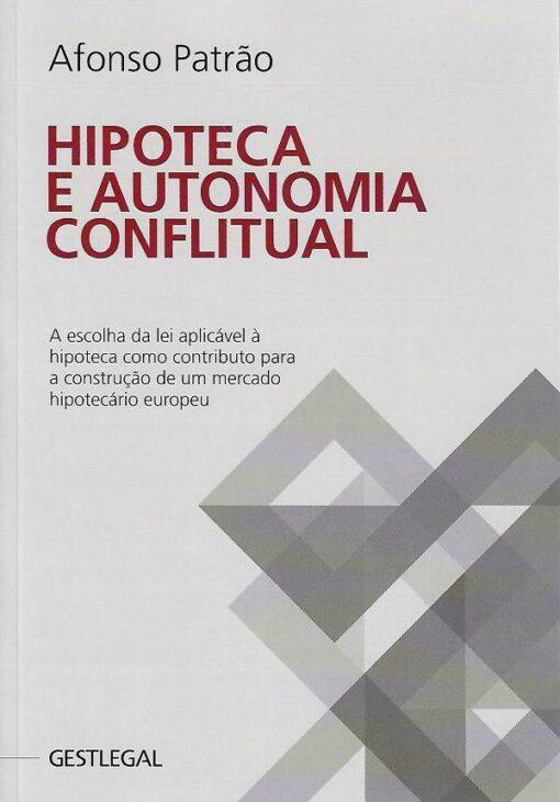 capa do livro hipoteca e autonomia conflitual