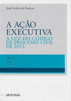 capa do livro A ação Executiva