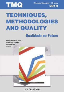 Capa do livro TMQ Techniques, Methodologies and Quality