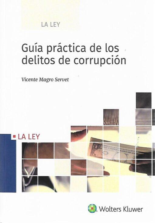 Capa do Livro Guia Práctica de los delitos de corrupción