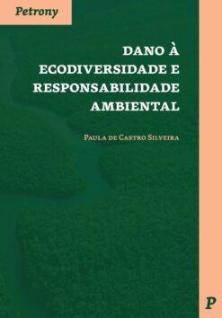 capa do livro Dano à Ecodiversidade e Responsabilidade Ambiental