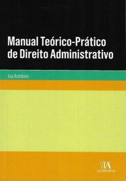 capa do livro Manual Teórico-Prático de Direito Administrativo