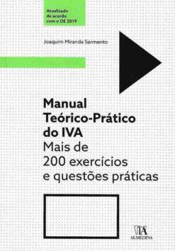 capa do livro Manual Teórico-Prático do Iva
