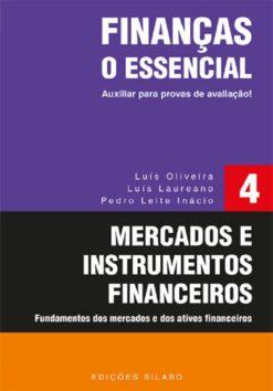 capa do livro Mercados e instrumentos financeiros