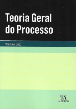 capa do livro Teoria Geral do Processo