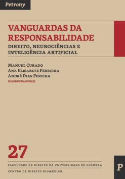 capa do livro Vanguardas da Responsabilidade