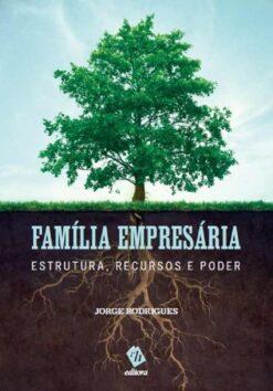 capa do livro a familia empresária