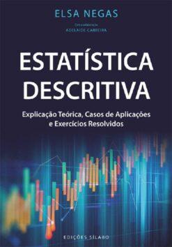 capa do livro estatistica descritiva explicação teorica