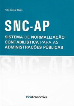 capa do livro snc-ap