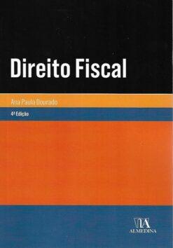 capa do livro direito fiscal