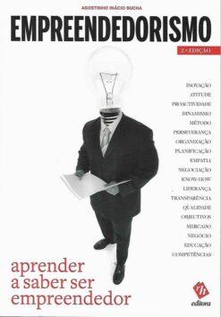 capa do livro Empreendedorismo