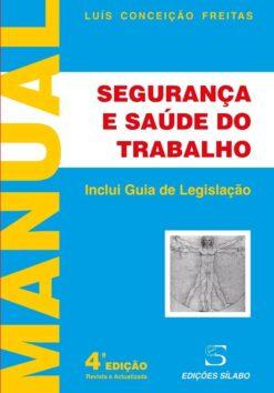 capa do livro Manual de Segurança e Saúde no Trabalho