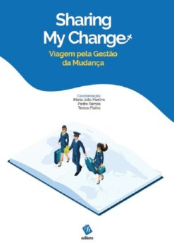 capa do livro Sharing My Change