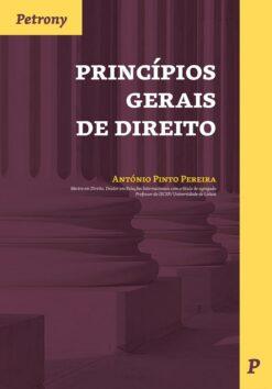 capa do livro princípios gerais de direito