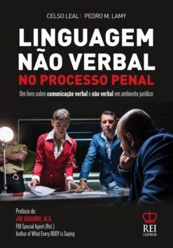 Capa do Livro Linguagem não verbal no Processo Penal