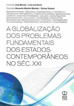 capa do livro a globalização dos problemas fundamentais